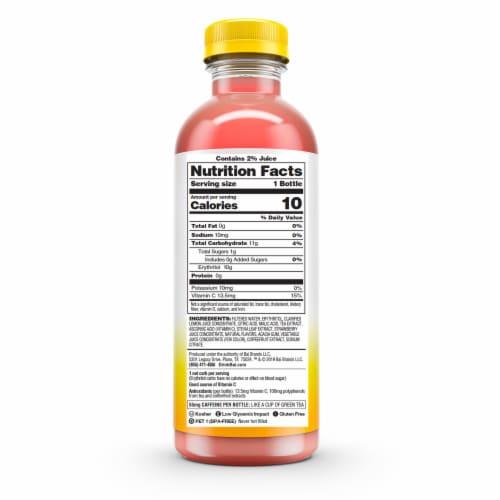 Bai Sao Paulo Strawberry Lemonade Antioxidant Infused Beverage Perspective: back
