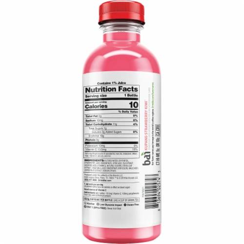 Bai Kupang Strawberry Kiwi Antioxidant Infused Beverage Perspective: back