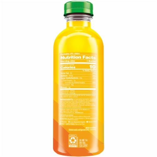 Bai Boost Togo Tangerine Citrus Antioxidant Infused Beverage Perspective: back