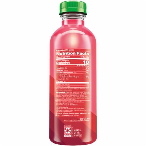 Bai Boost Watamu Strawberry Watermelon Antioxidant Infused Beverage Perspective: back