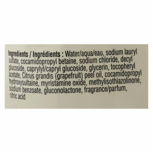 J.R. Watkins Aloe & Green Tea Liquid Hand Soap Refill Pouch Perspective: back