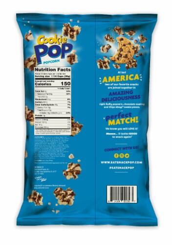 Chips Ahoy! Cookie Pop Popcorn Perspective: back