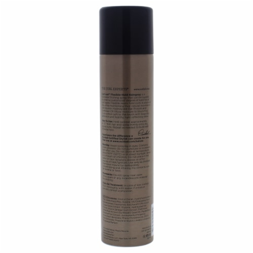 Curl Last Flexible-Hold Hairspray by Ouidad for Unisex - 9 oz Hairspray Perspective: back