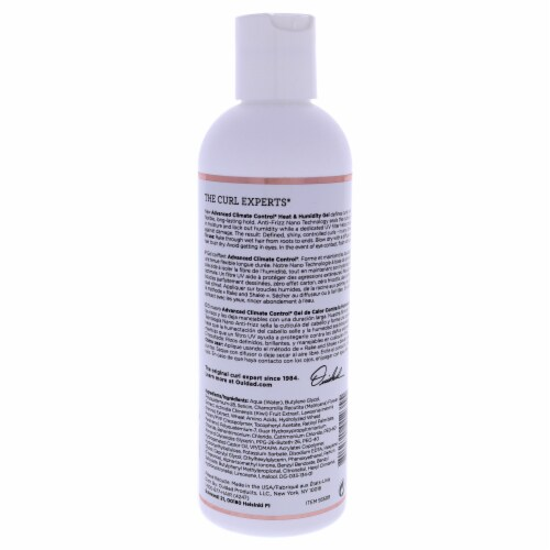 Advanced Climate Control Heat and Humidity Gel by Ouidad for Unisex - 8.5 oz Gel Perspective: back