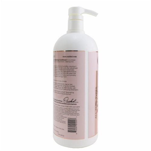 Ouidad Advanced Climate Control Defrizzing Conditioner (All Curl Types) 1000ml/33.8oz Perspective: back