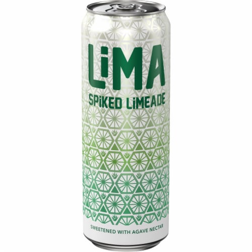 Four Peaks Brewing Lima Spiked Limeade Perspective: back