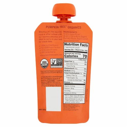 Peter Rabbit™ Organics Apple Carrot & Pumpkin Puree Baby Food Pouch Perspective: back