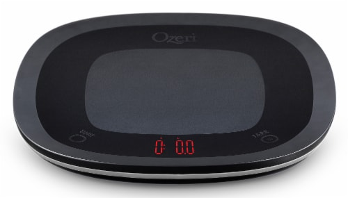 Ozeri Touch Waterproof Digital Kitchen Scale, Washable and Submersible Perspective: back
