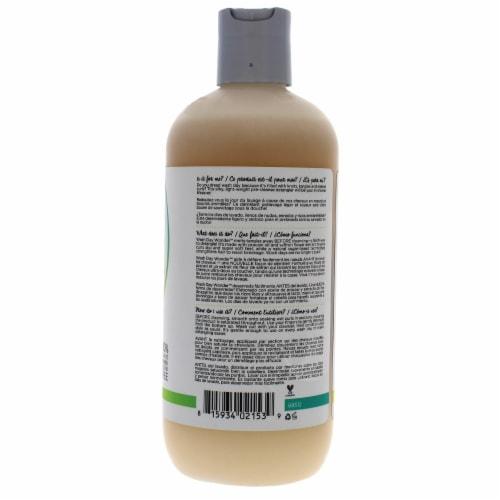 Wash Day Wonder Pre-Cleanse Slip Detangler by DevaCurl for Unisex - 12 oz Masque Perspective: back