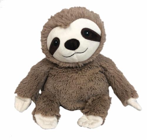 Warmies Sloth Plush Perspective: back