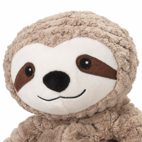 Warmies My First Sloth Plush Perspective: back