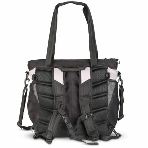 Engel ENGCB2 23 Quart Insulated Water Resistant Backpack Cooler Bag, Orange Perspective: back