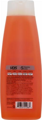 VO5 Extra Body Volumizing Shampoo Perspective: back