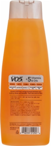 VO5 Normal Balancing Shampoo Perspective: back