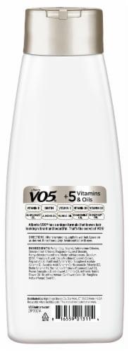 Vo5 Island Coconut Moisturizing Shampoo Perspective: back