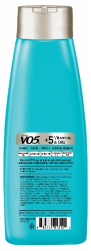 VO5 Herbal Escapes Ocean Refesh Moisturizing Shampoo Perspective: back
