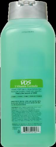 VO5 Kiwi Lime Squeeze Shampoo Perspective: back