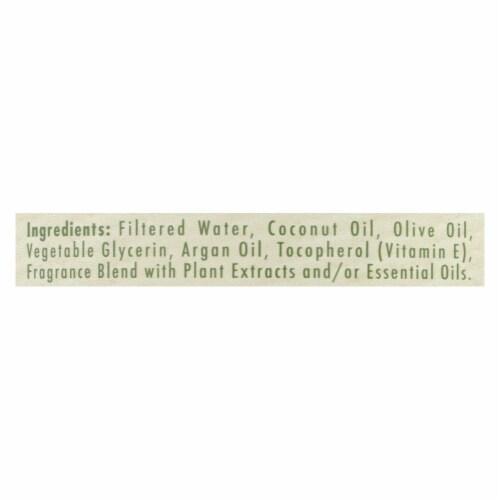 A La Maison - Liquid Hand Soap - Rosemary Mint - 33.8 fl oz. Perspective: back