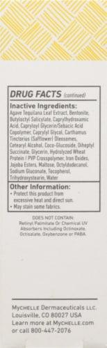 MyChelle® Dermaceuticals Natural Tan Sun Shield Liquid Tint SPF 50 Perspective: back
