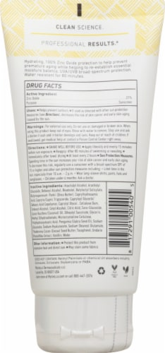 MyChelle Dermaceuticals Protect Replenishing Solar Defense Body Lotion SPF 50 Perspective: back