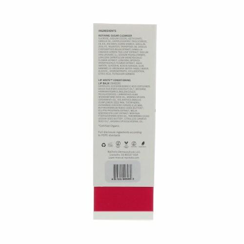 MyChelle Dermaceuticals Sweet Treats Value Set, 1 Ounce + 0.02 Ounces (2 Piece Set) Perspective: back