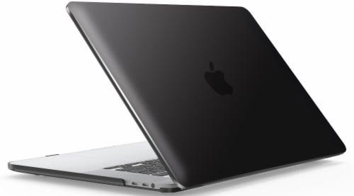 iBenzer Laptop Case for MacBook Pro - Black Perspective: back