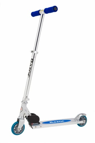 Razor Scooter - Blue Perspective: back