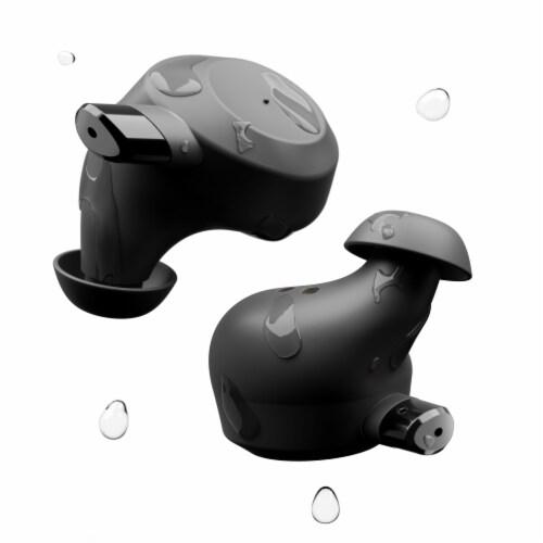 Sudio Fern True Wireless IPX 5 Earbuds - Black Perspective: back