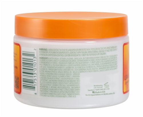 Cantu Shea Butter Leave-In Conditioning Cream Perspective: back