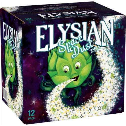 Elysian Brewing Space Dust IPA Perspective: back