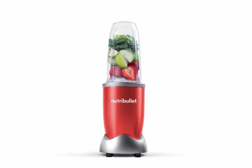 NutriBullet PRO Nutrient Extractor - Red Perspective: back