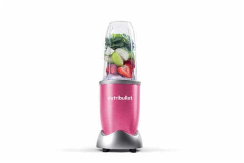 NutriBullet PRO Nutrient Extractor - Pink Perspective: back