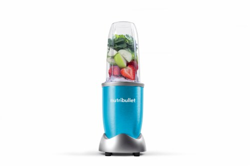 NutriBullet PRO Nutrient Extractor - Teal Perspective: back