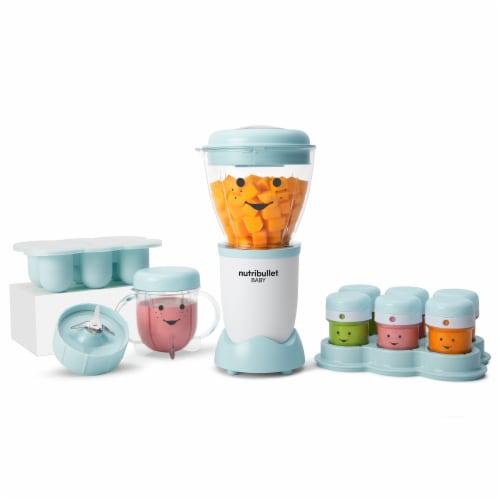 NutriBullet Baby Food Prep System Perspective: back