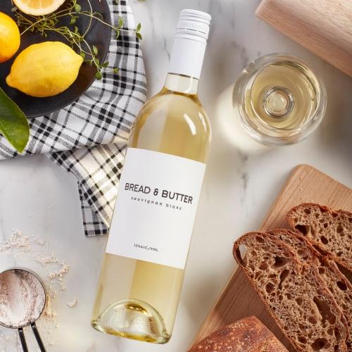 Bread & Butter Sauvignon Blanc Perspective: back