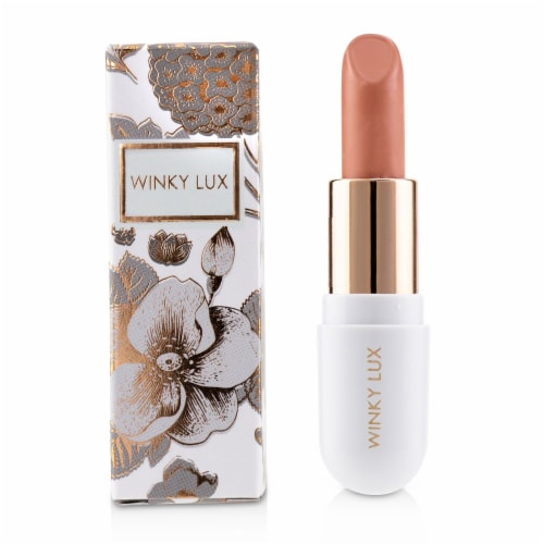 Winky Lux Creamy Dreamies Lipstick  # Butterscotch 4g/0.14oz Perspective: back