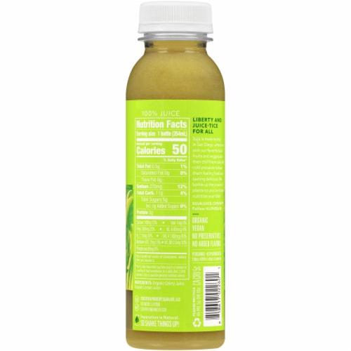 Suja® Organic Celery Juice Drink Perspective: back
