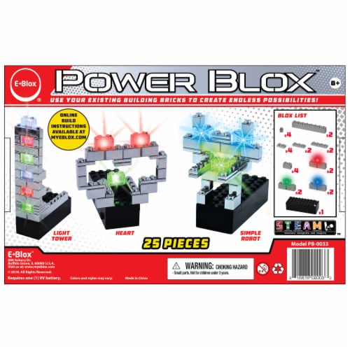 E-Blox Power Blox Perspective: back
