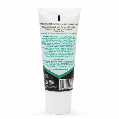 TriDerma Essential Hand Cream Perspective: back