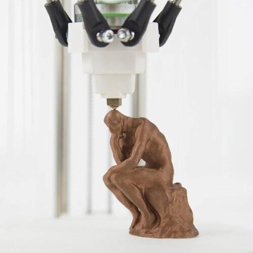 Silhouette America SIlhouette Alta 3D Printer Perspective: back