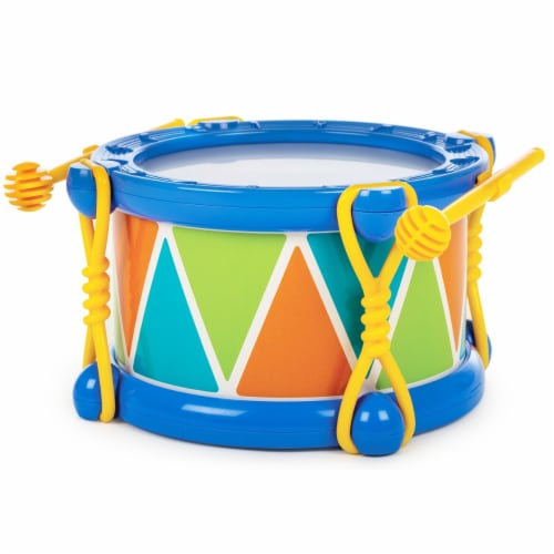 Kaplan Early Learning Toddler Rhythm Band Set of 5 Different Instruments Perspective: back