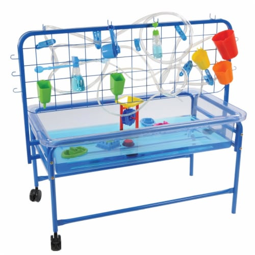 Kaplan Early Learning Company Sand and Water Exploration Table Perspective: back