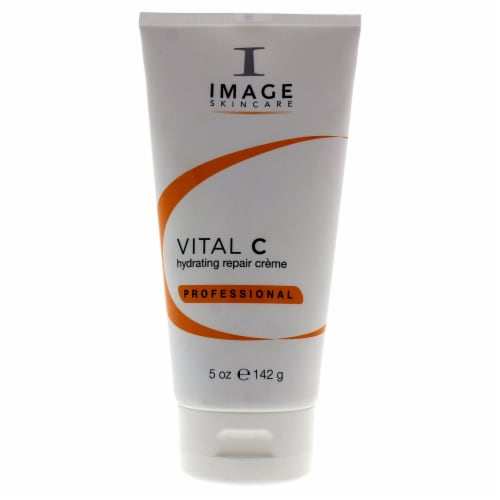 Vital C Hydrating Repair Creme by Image for Unisex - 5 oz Cream Perspective: back