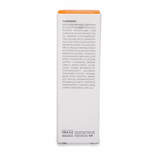 IMAGE Skincare Vital C Hydrating Antioxidant A C E Serum Perspective: back