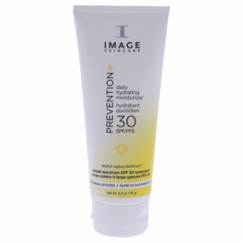 Prevention Plus Daily Hydrating Moisturizer SPF 30 Perspective: back