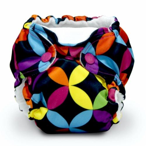 Kanga Care Lil Joey Cloth Diaper (2pk) Jeweled Perspective: back
