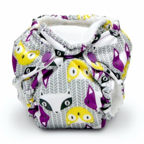 Kanga Care Lil Joey Cloth Diaper (2pk) Bonnie Perspective: back