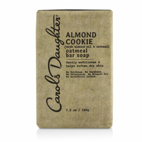 Carol's Daughter Almond Cookie Oatmeal Bar Soap 198g/7oz Perspective: back
