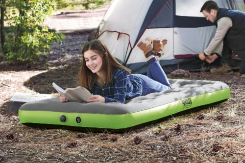 Bestway Pavillo Roll & Relax Camping Airbed Perspective: back