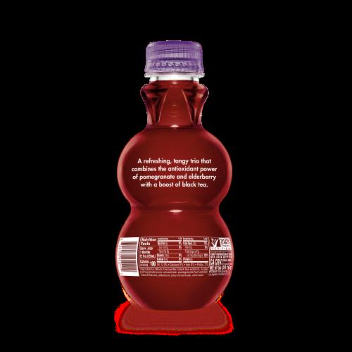 POM Wonderful Pomegranate Elderberry Boost Tea Perspective: back